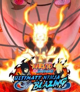 Ultimate Ninja Blazing v 2.23.1 MOD APK (MEGA MOD VIP)
