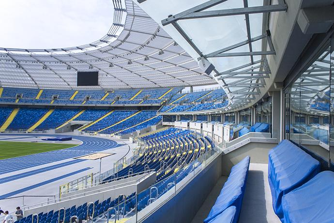 Zwiedzamy... Stadion Śląski w Chorzowie