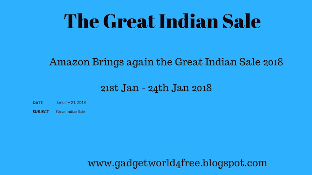 The-Great-Indian-Sale-Started-Today-Flipkart-first-sale-of-2018-with-80%-discount