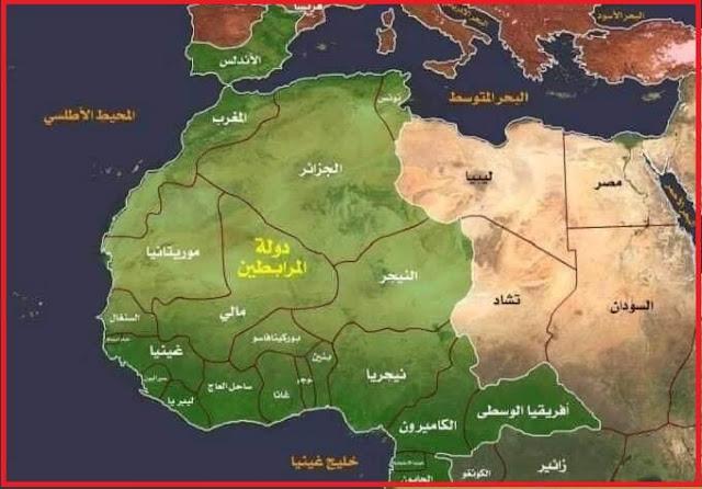 عبد الله بن ياسين ومجاهدته ضد القبائل المغربية التي ارتدت عن الإسلام ودوره في إنشاء دولة المرابطين