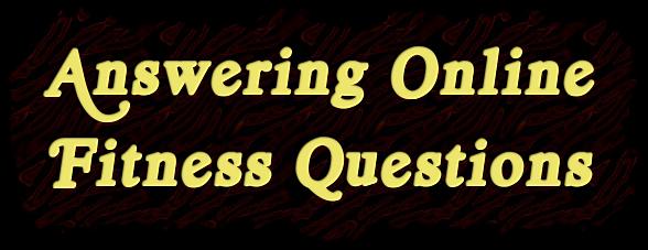Quora Q&A Fitness