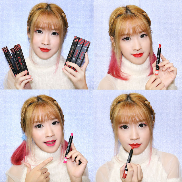 review VOV All Day Strong Lip & Eye