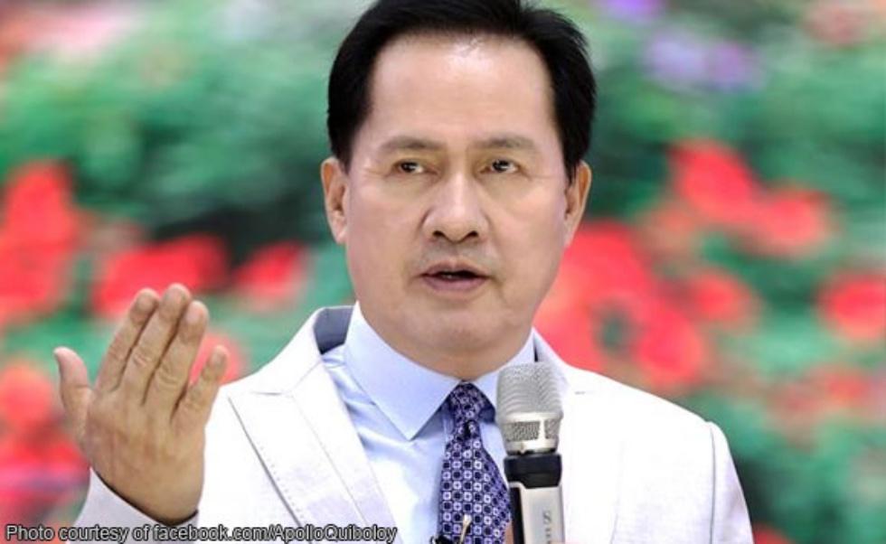 Pastor Quiboloy Pina-stop ang Pagputok ng Bulkan Taal
