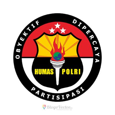 Divisi Humas POLRI Logo Vector