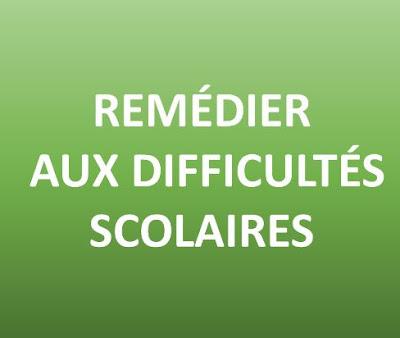 كتاب خاص بدعم تعثرات التلاميذ في اللغة الفرنسية.