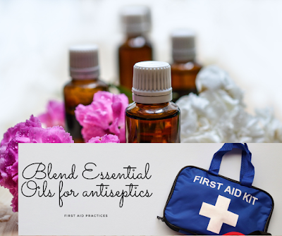 Blend Essential Oils For Antiseptics