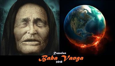 Terungkap, Ramalan Baba Vanga Untuk Tahun 2018