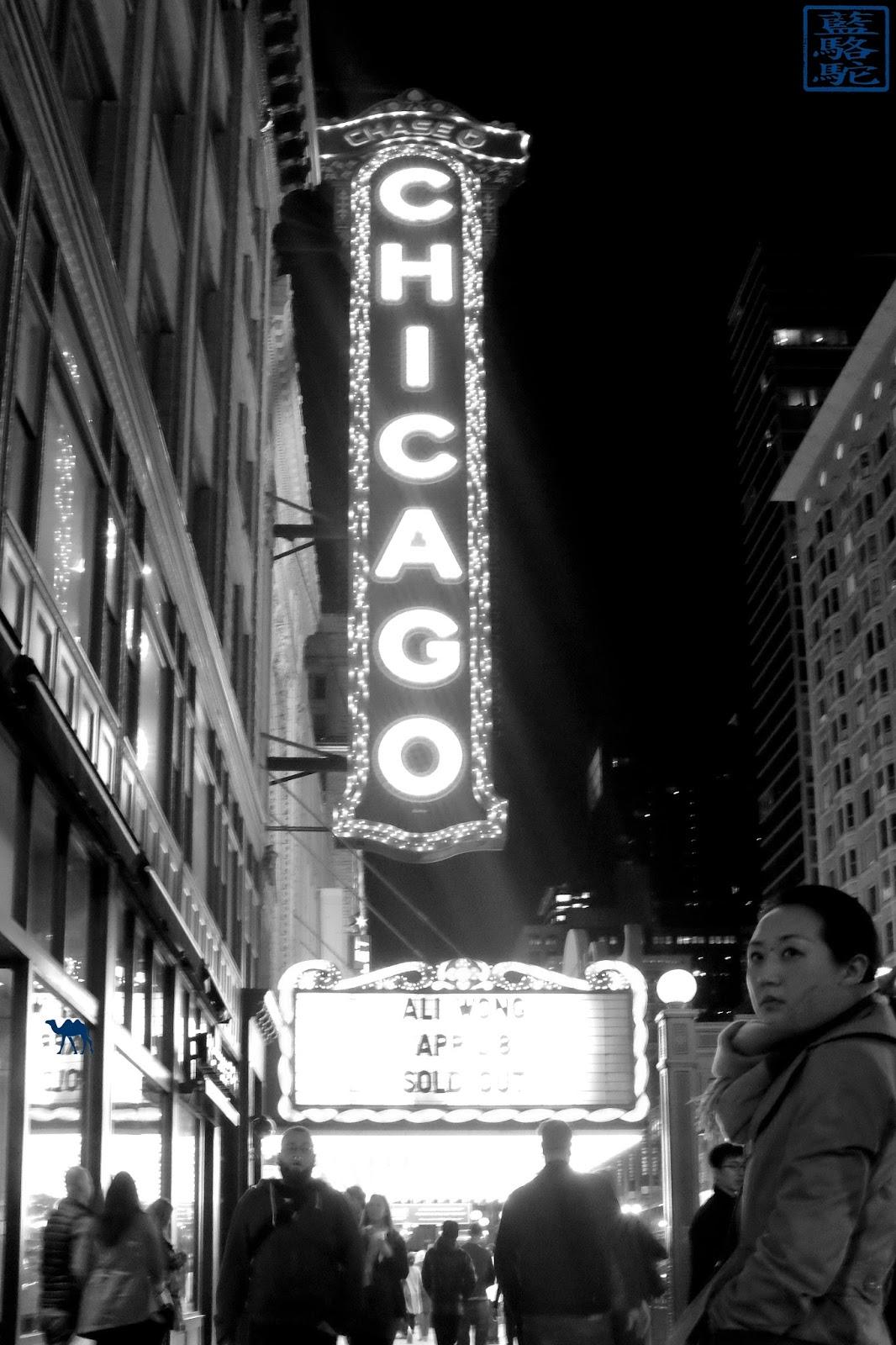 Le Chameau Bleu - The Chicago Theatre