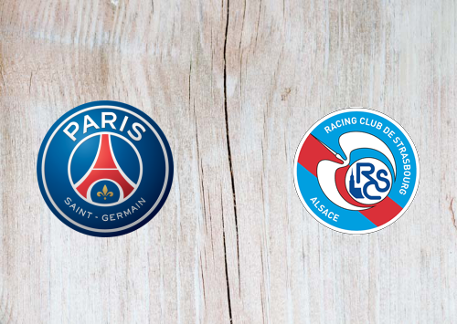PSG vs Strasbourg Full Match & Highlights 14 September 2019