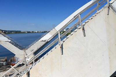 Washington DC retail and commercial real estate development news - Frederick Douglass Memorial Bridge