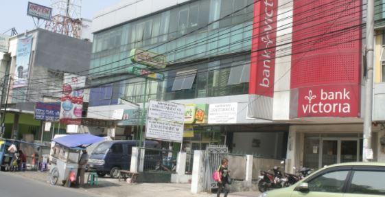 Alamat Lengkap dan Nomor Telepon Kantor Bank Victoria di Bogor