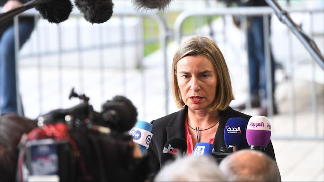 """UE amenaza con tomar medidas si Venezuela viola """"derechos humanos"""""""