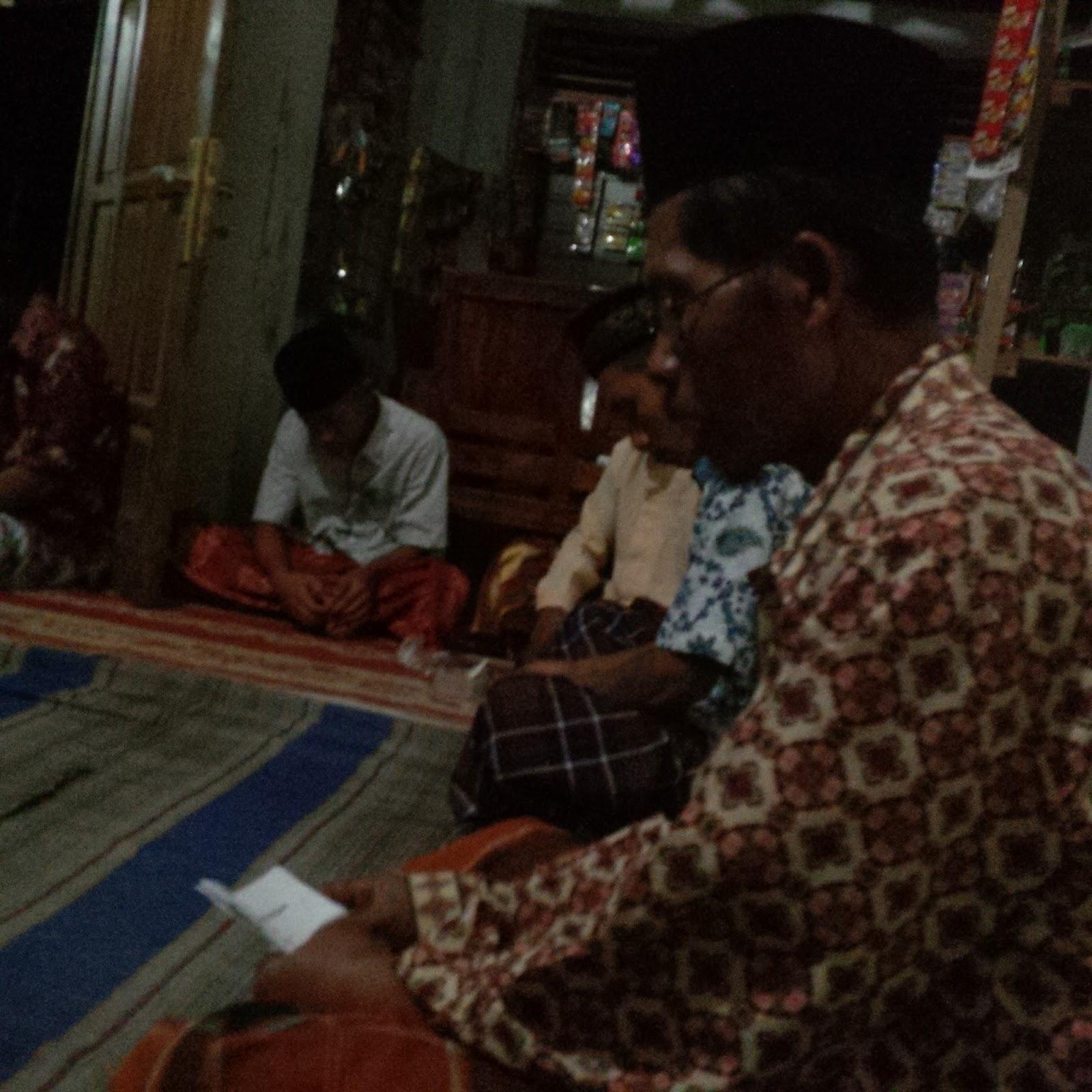 Budaya Slamatan Di Jawa