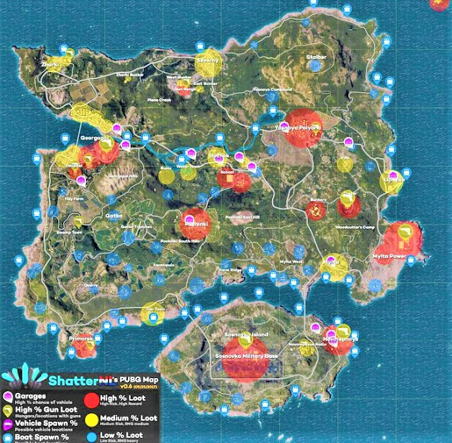 New Update-Pubg Mobile-PUBG Mobile Strategies You Should Use When Participating in an Official Tournament