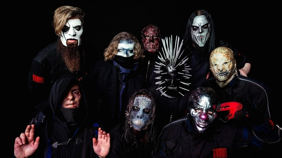 Topeng Slipknot Era WANYK