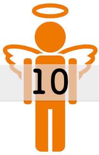 10 の エンジェルナンバー の意味