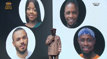 BBNAIJA: Another Housemate Evicted From 2020 Reality Show