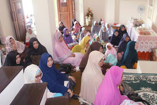 Kajian Fiqhi Pernikahan Bagian II Santriwati Majelis Taklim Hurrasul Aqidah Tarakan 20190307