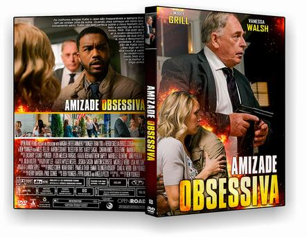 DVD - AMIZADE OBSESSIVA - ISO