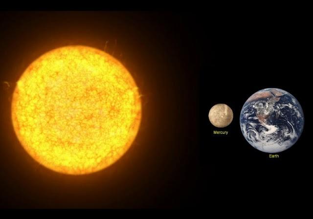 É hoje: Mercúrio se alinha com sol e a Terra e será visto no Brasil. Ao vivo!