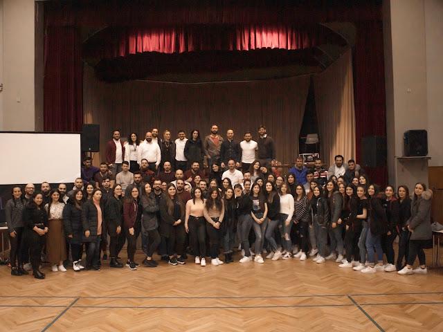 Με επιτυχία ολοκληρώθηκε η 25η Πανευρωπαϊκή Συνδιάσκεψη Ποντιακής Νεολαίας
