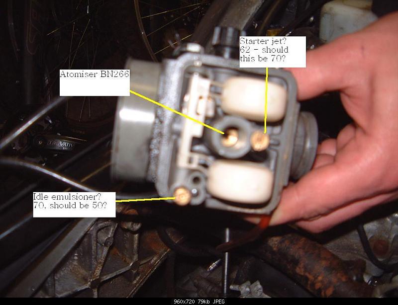 Dellorto 34mm carb manual