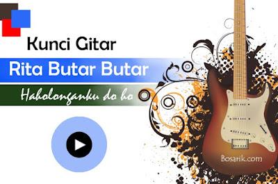 Kunci Gitar Rita Butar Butar - Haholonganku do ho