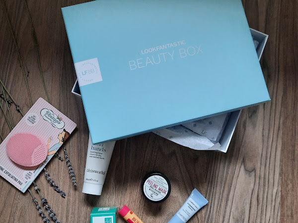 Look Fantastic Beauty Box toukokuu 2021