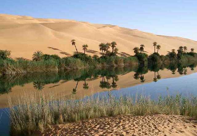 Gurun Sahara Dulunya Subur