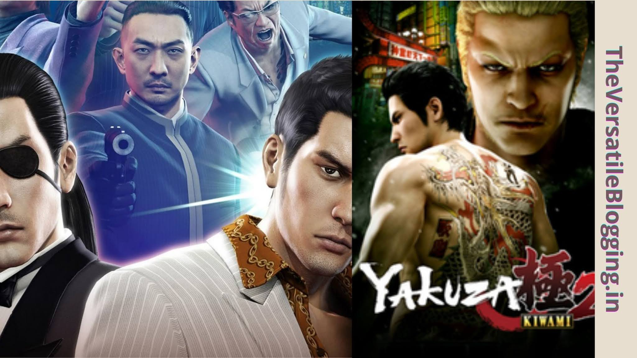 Yakuza Kiwami Series - Best Games Like GTA For PC [Latest]