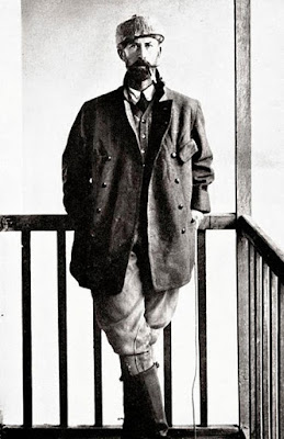 Colonel Percy Harrison Fawcett in 1911.