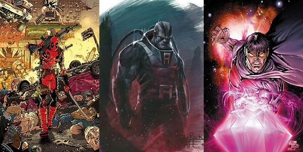 25 En Güçlü Marvel Karakterleri