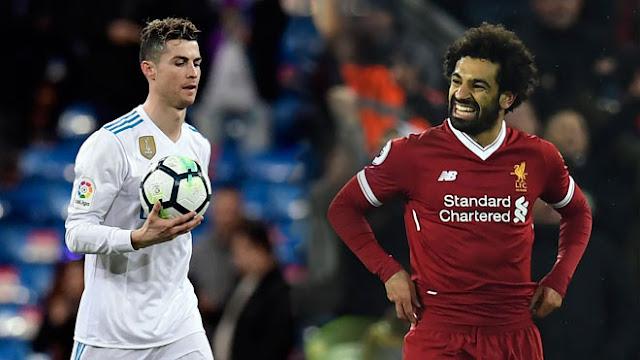 """Real cuồng """"bom tấn"""" Salah 200 triệu bảng: """"Ông trùm"""" tất tay vì Ronaldo 1"""