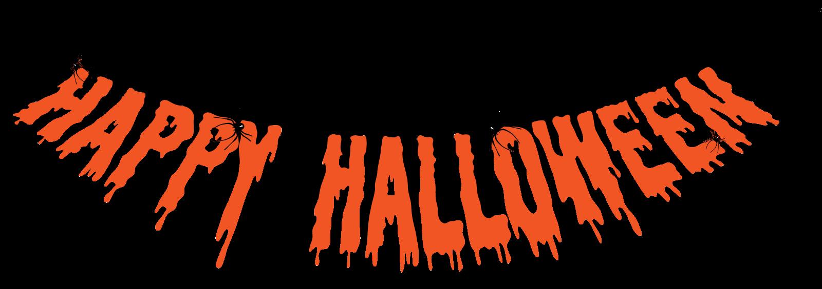 Logo Happy Halloween  3