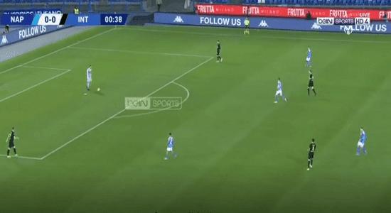 البث المباشر : انتر ميلان ونابولي napoli vs internazionale kora online