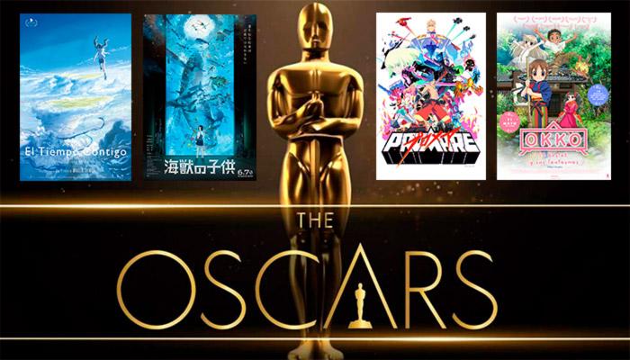 4 animes precandidatos a los Oscars 2020