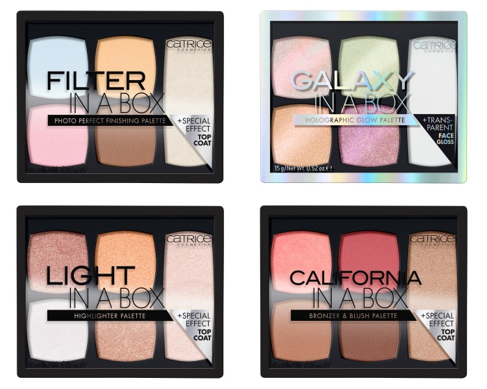 CATRICE Galaxy In A Box Palette
