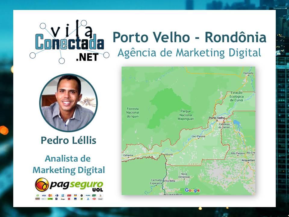Agência de Marketing Digital Porto Velho Rondônia RO