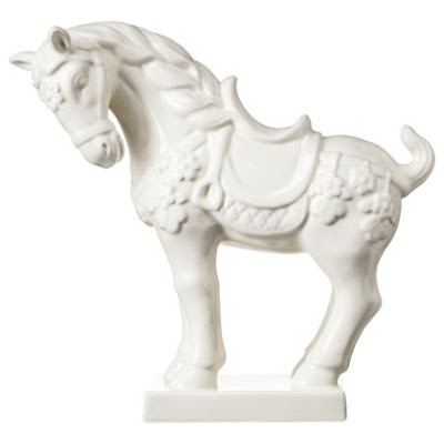 Object: Target Horse Figural