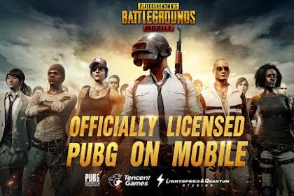 PUBG Mobile Versi English Untuk Android