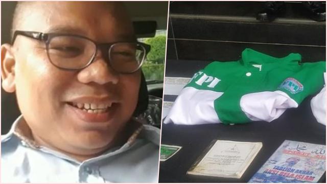 Soroti Penemuan Baju FPI dari Terduga Teroris, Mustofa: Terlihat Masih Bersih