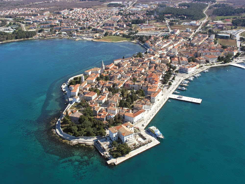 Porec-istria-croatia travel guide