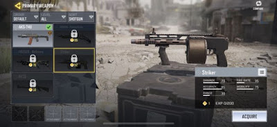 Top best guns in Call of Duty Mobile