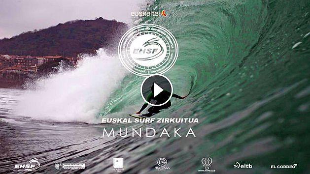 Euskal Surf Zirkuitua - MUNDAKA