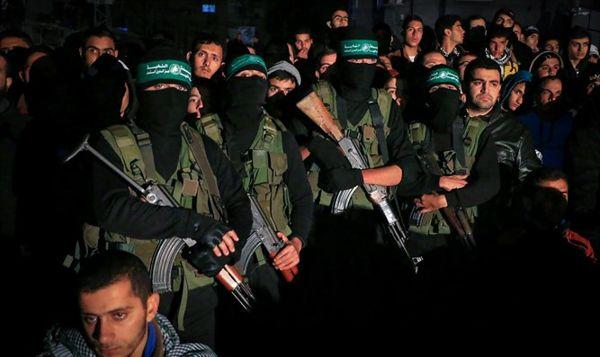 Grupo terrorista islamita HAMAS