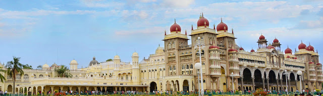 Places to see in Bangalore & Mysore