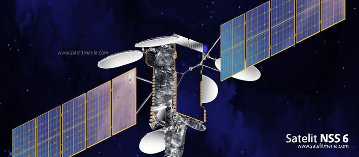 Daftar Frekuensi Terbaru pada Satelit NSS 6