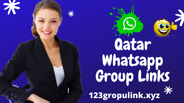Join 400+ Qatar Whatsapp group link
