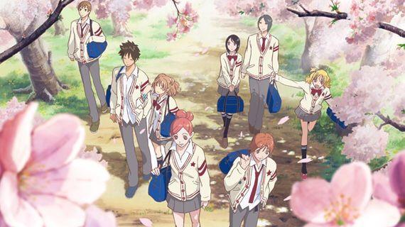 Lovely Complexx di Rekomendasi Anime Romance - Shoujo terbaik