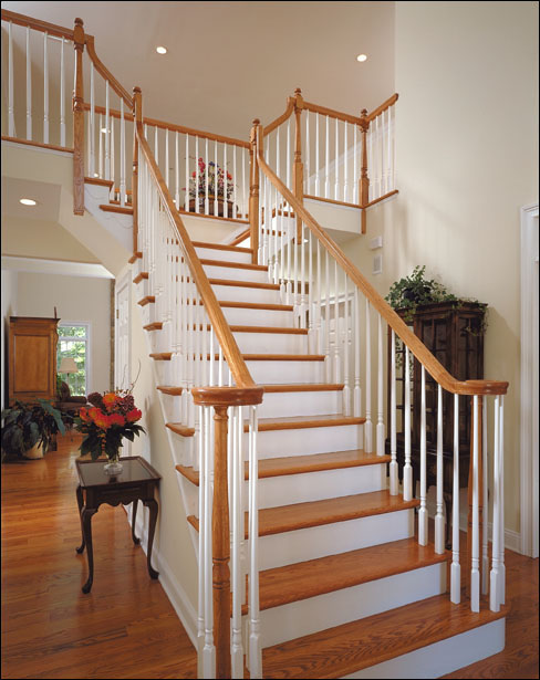 Home Wall Decoration Modern homes stairs designs ideas.